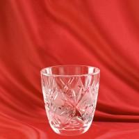 Набор хрустальных винных стаканов