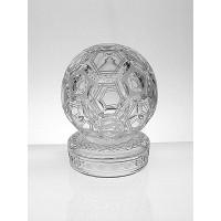 Мяч футбольный на подставке